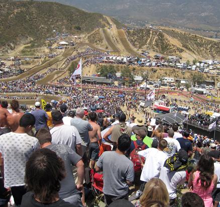 Glen Helen receberá etapa do Mundial de Motocross 2010