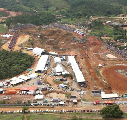 Campo Grande inicia preparativos para o Mundial de MX