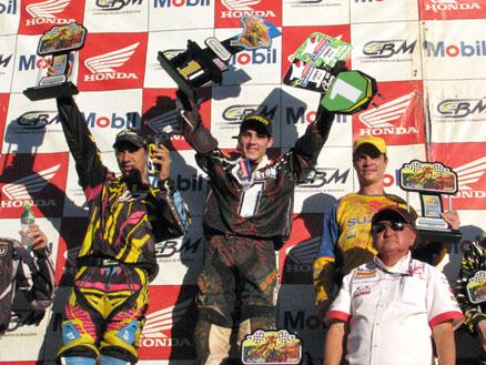 Retrospectiva do Motocross Brasileiro em 2009