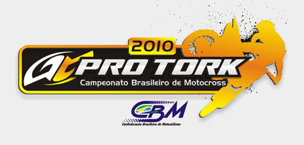 O Brasileiro de Motocross 2010 tem patrocínio da Pro Tork