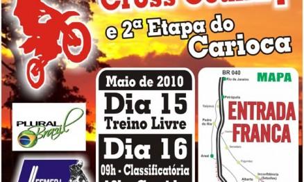 Carioca de XC será disputada junto com o Brasileiro