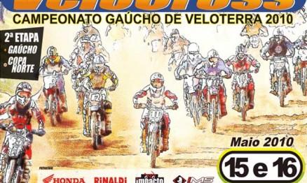 Domingo tem Gaúcho de Velocross em Alto Alegre