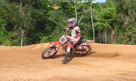 Marcos Barcelos venceu a MX3