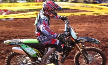 Nico Rocha foi o vencedor da categoria MX3