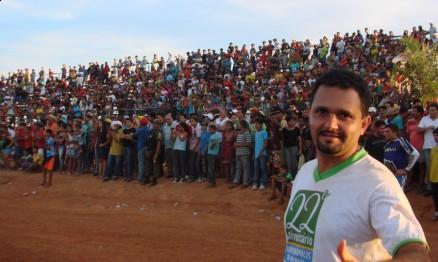 Prefeito Chamonzinho apoio o evento no Pará