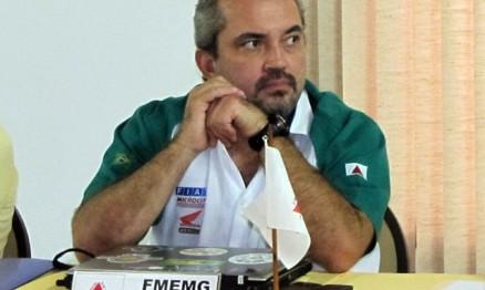 Jacob agora faz parte da comissão nacional de Enduro