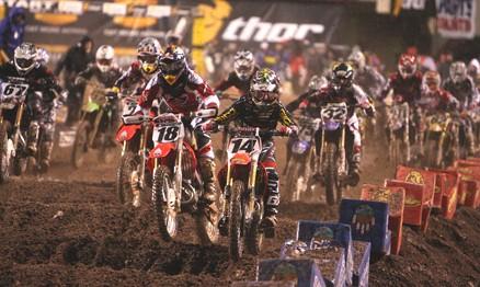 Windham venceu a segunda seguida no AMA Supercross