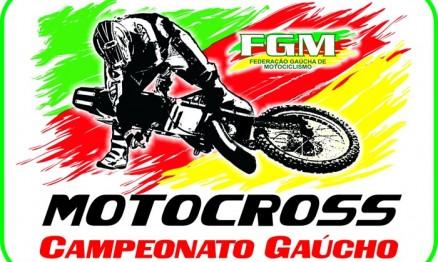 Logomarca do Campeonato Gaúcho de Motocross