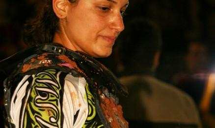 Mariana Balbi estreia amanhã no WMX 2010