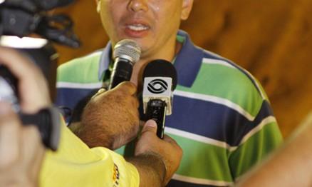 Saçaki agora é comentarista de corridas de Arenacross