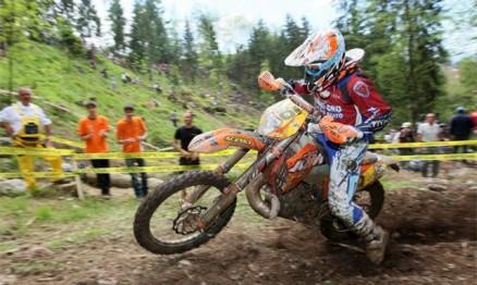 Albergoni é o terceiro no Mundial de Enduro na categoria E2
