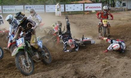 Falta de apoio fez FMR suspender campeonato de Velocross