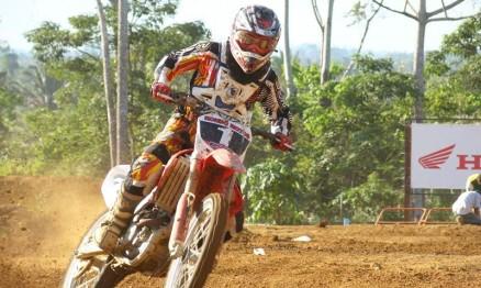 Marco Túlio é o atual campeão Rondoniense de Motocross na MX2