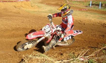 Zamboni venceu sua primeira na MX2 do Rondoniense de Motocross