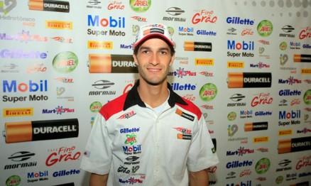 Pipo Castro é o novo líder do Mineiro de Motocross MX1 e MX2