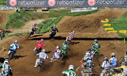 Mundial de Motocross reúne os melhores na modalidade