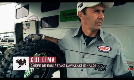 Gui Lima é chefe da equipe Vaz / Rinaldi / IMS / Kawasaki