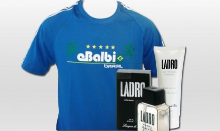 Balbi lançou loja virtual de produtos personalizados