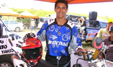 Rodrigo Lama vai representar a 2B Racing na categoria MX1