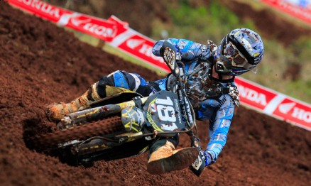 Scott Simon venceu a categoria MX2 da Superliga em Chapecó