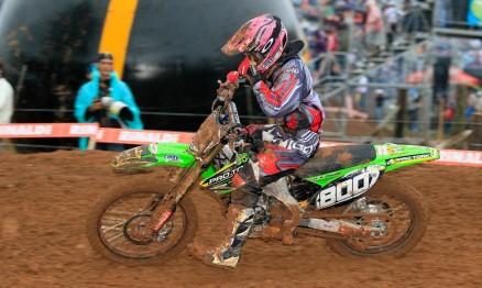 Machito foi campeão Latino Americano de Motocross MX2 em 2007