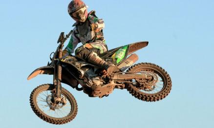 Scott Simon venceu tanto na MX2 como na MX1 no Rio