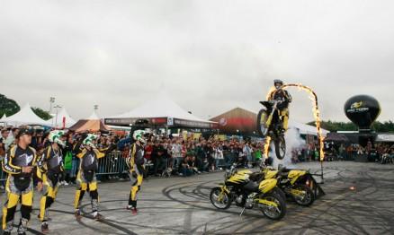 Equipe Alto Giro estará no Bananalama 2010