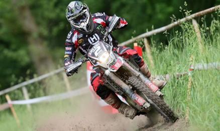 Antoine Meo é o líder do Mundial na categoria E1