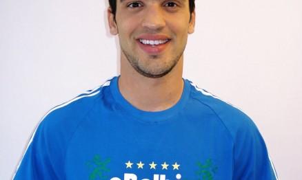 Jorginho Balbi fraturou o pulso em Chapecó