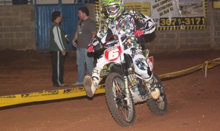Silvio Alchini venceu na categoria 230 Nacional