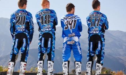 Pilotos da Star Racing/Yamaha estarão em ação no AMA SX 2011