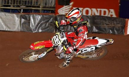 Rodrigo Rodrigues finalizou em terceiro na categoria Júnior