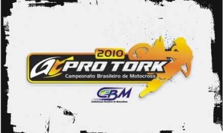 Pro Tork é a patrocinadora máster do Brasileiro de MX