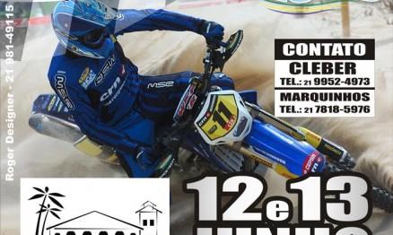 Cartaz de divulgação do Carioca de Cross Country