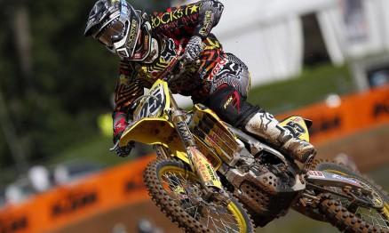 Desalle venceu mais uma no Mundial de Motocross MX1