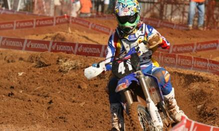 Trasolini é o novo campeão Latino Americano MX2