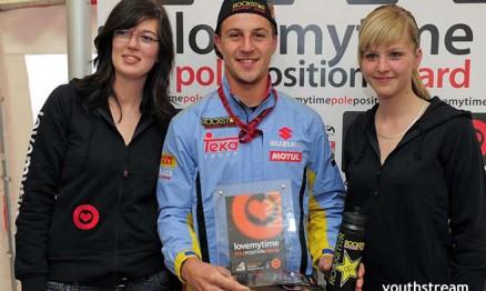 Desalle é o vice-líder do Mundial de Motocross na MX1