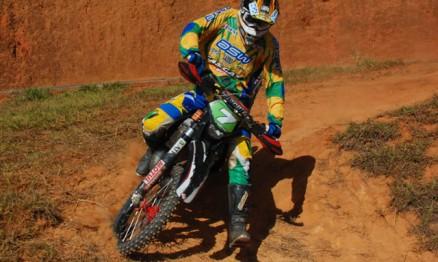Felipe Zanol estará em ação no Brasileiro de XC em Goiás