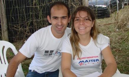 Filipe e Mariana Machado