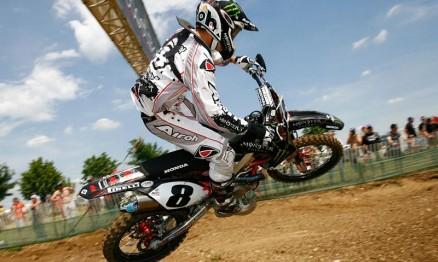 Swanepoel finalizou a sétima etapa do Mundial em décimo na MX1