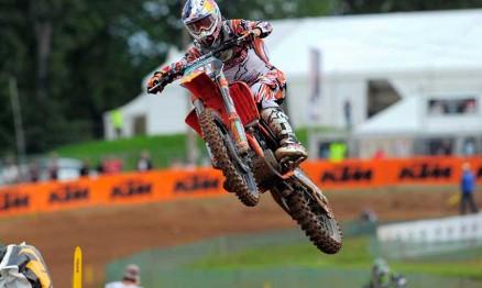 Jeffrey é a grande revelação do Mundial de Motocross MX2 em 2010