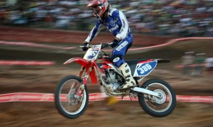 Higor Passos venceu etapa do Capixaba de Motocross