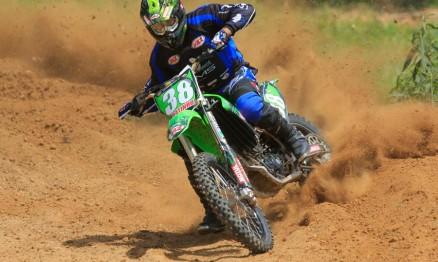 Ratinho almeja ser bi-campeão Catarinense de Motocross na MX1