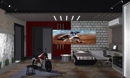 Projeto Suite do Piloto estará em exposição no Beira Mar Shopping