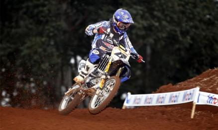 Anderson Amaral conquistou o segundo lugar em Chapecó