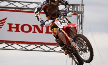 Leandro Silva foi o sexto mais rápido na categoria MX1