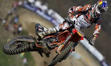 Musquin é cada vez mais líder do Mundial de Motocross MX2