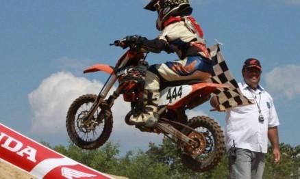 Lucas Belém é o líder absoluto na categoria 65