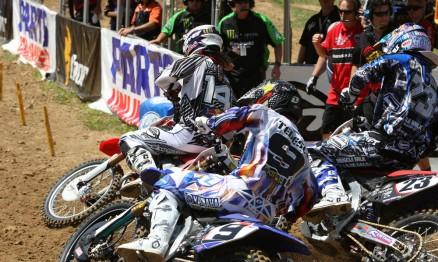 Ivan Tedesco finalizou a etapa nas últimas posições