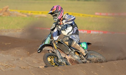Scott é o líder do Brasileiro de MX nas categorias MX1 e MX2